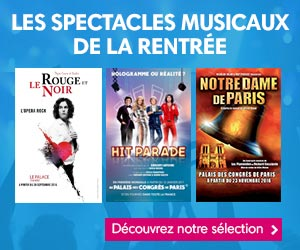 SELECTION SPECTACLES MUSICAUX