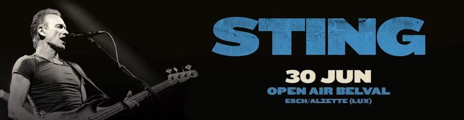 STING OPEN AIR FESTIVAL