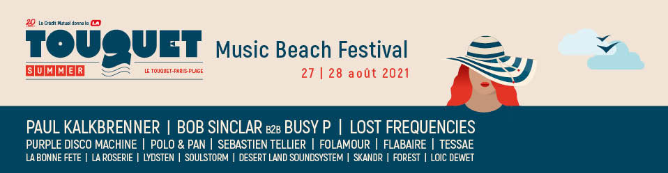 TOUQUET MUSIC BEACH