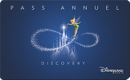 Pass annuel Disney® Discovery