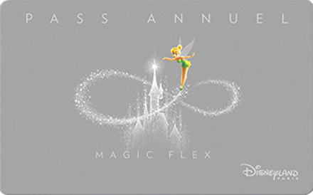 Pass annuel Disney® Magic Flex