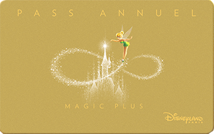 Pass annuel Disney® Magic Plus